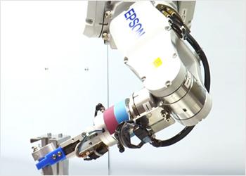 事例1:ロボットアーム