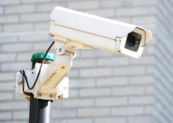 事例3:監視カメラ(Hi-Vision対応)